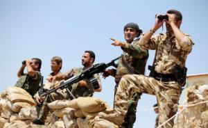 """البيشمركة الكردية تستعيد بلدة زمار بنينوى من """"داعش"""""""