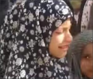 بالفيديو .. صرخة طفلة مقدسية في وجه جنود الاحتلال
