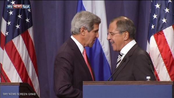 خلاف روسي غربي يُهدد إتفاق كيماوي سوريا