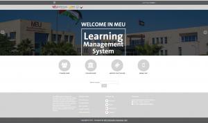 """تكنولوجيا معلومات """"الشرق الأوسط"""" تطلق واجهة تعليم الكترونيا جديدة ..  صورة"""
