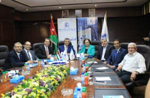 تجديد مذكرة التفاهم  بين غرفة تجارة عمان والجامعة الألمانية الأردنية