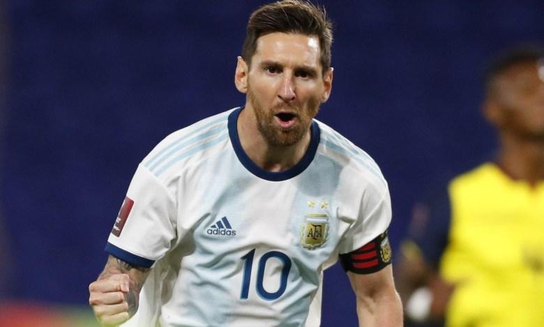 ميسي يعلق على فوز الأرجنتين أمام أوروجواي في كوبا أمريكا