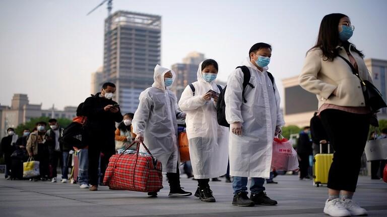 ارتفاع إصابات بفيروس كورونا من جديد في الصين