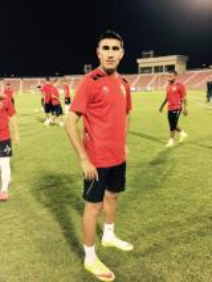 الأردني علي ذيابات : اعتذرتُ للنبر ولم أكن أقصد ضربه