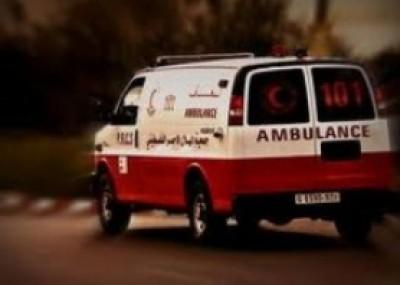 جنين:8 اصابات بحادث سير