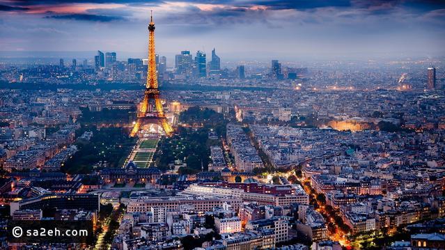 تعرف على المعالم السياحية الخمس والعشرين الأكثر جذباً للسياح في باريس