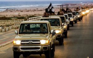 """""""تويوتا"""" ترد على حقيقة  تهريب واستخدام سياراتها من قبل """"داعش"""""""