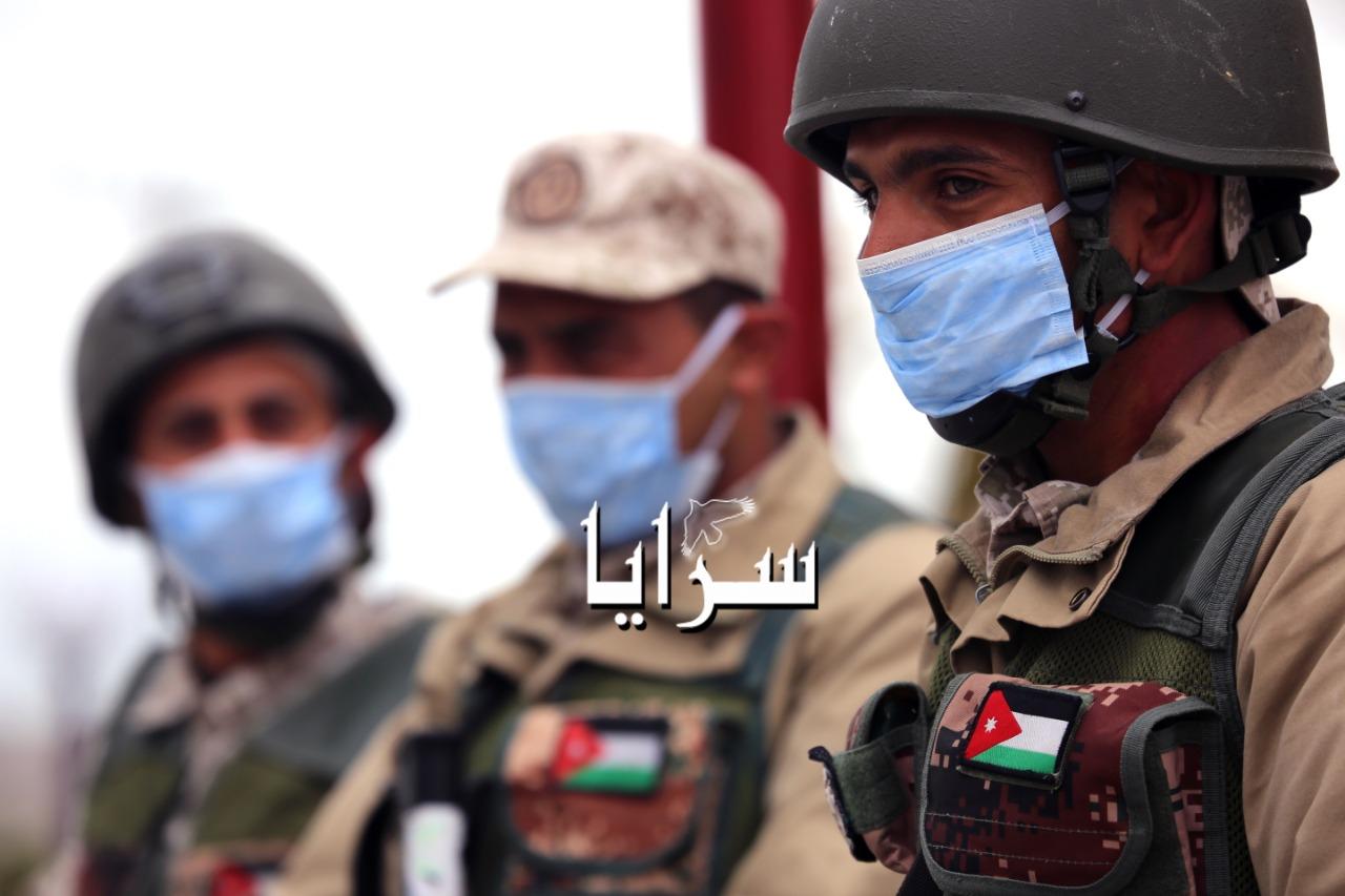 الاعلام الاردني يشيد بجهود نشامى الامن والحماية من المتقاعدين العسكريين