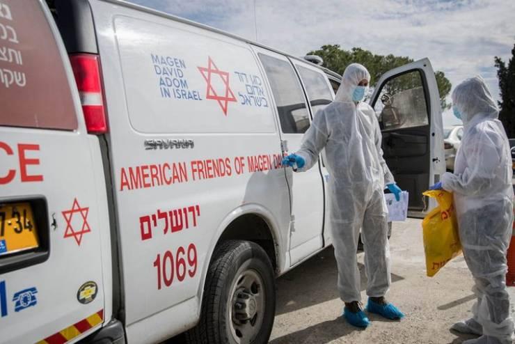 28 وفاة و900 إصابة بكورونا في دولة الاحتلال