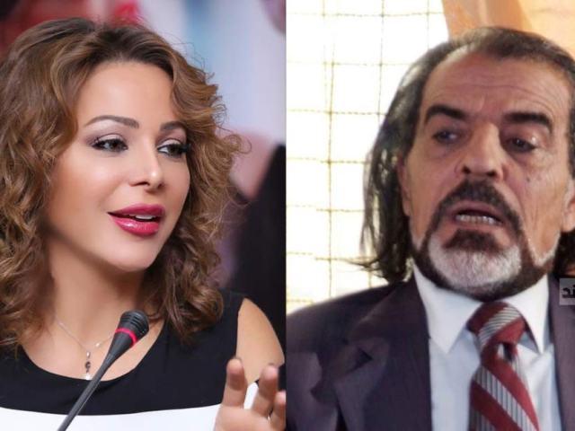 عبد الفتاح المزين يُصرح بارتباطه من ممثلة ويتغزل بجمال سوزان نجم الدين!