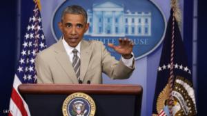 رسمياً : أوباما يوافق على شن ضربات جوية بالعراق