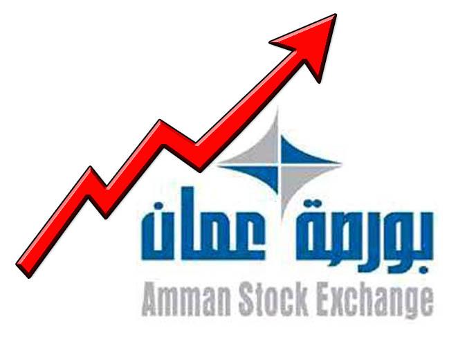 مؤشر البورصة يرتفع بنسبة 0.04 %