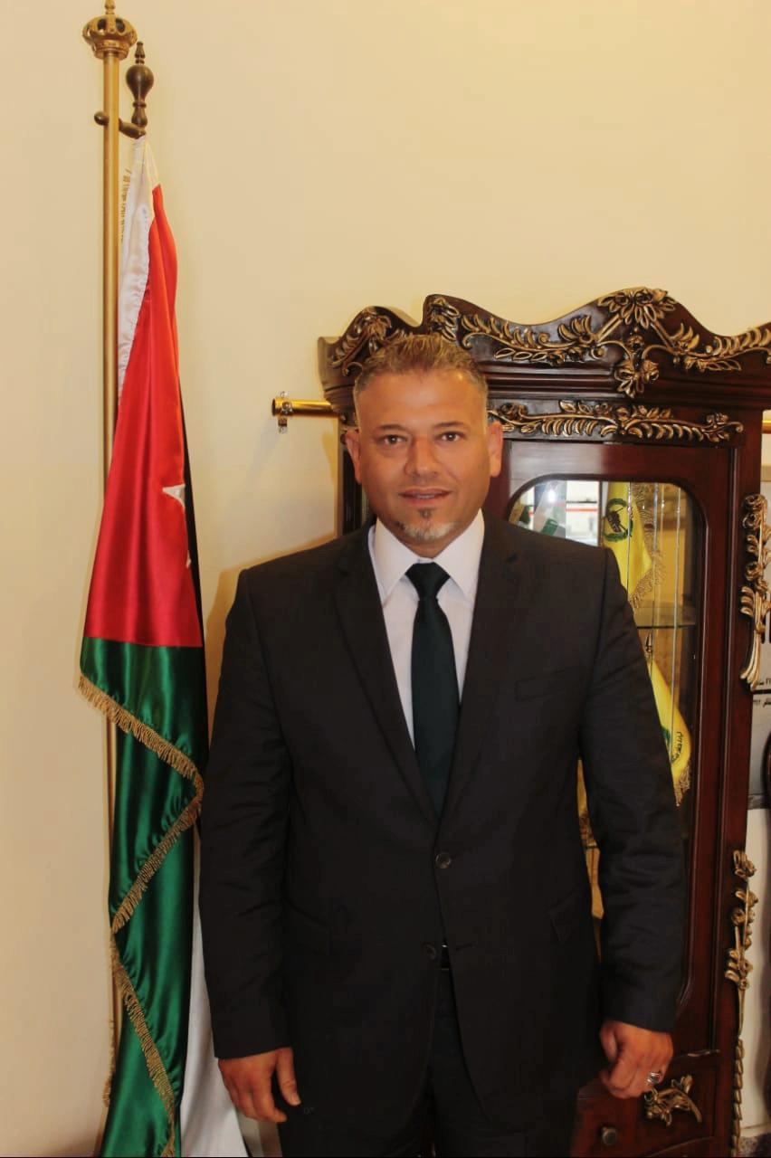 محمود الهياجنة مديراً للتدريب في شركة زمزم للصرافة ..  ألف مبروك