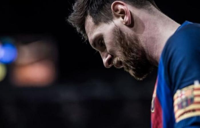 تلوث مشوار ميسي مع كرة القدم بعد 3 حالات طرد نادرة