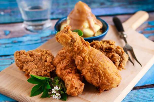 طريقة عمل دجاج بروست