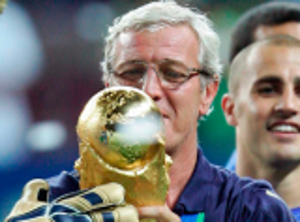 ليبي يرفض منصب المدير الرياضي للمنتخب الإيطالي