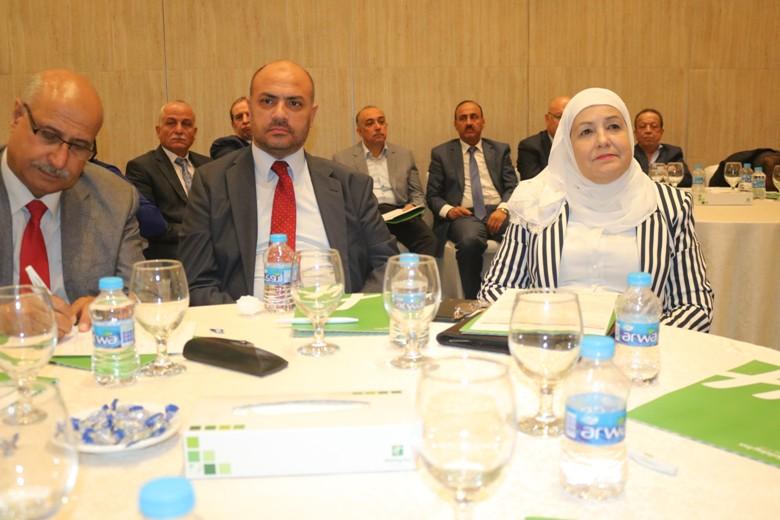 """""""الشرق الأوسط"""" تشارك في أعمال مؤتمر """"تعزيز المنتج السياحي"""""""