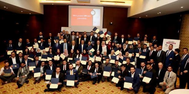 جامعة عمان الاهلية تحصل على 10 منح رخصة محاسب اداري معتمد بدعم من معهد المحاسبين الإداريين الأمريكي
