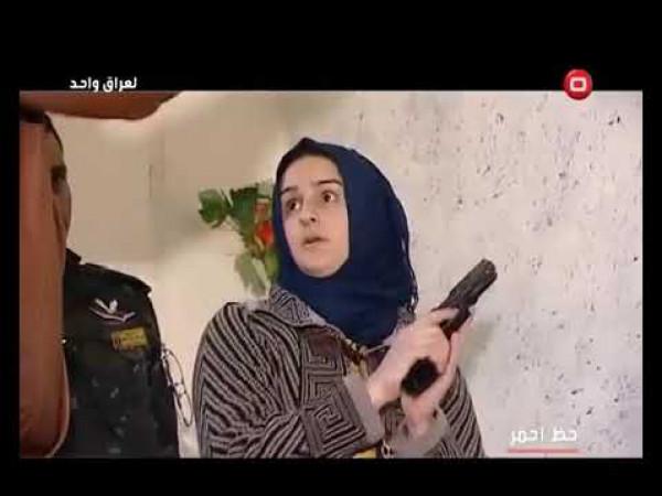 قَبَلَّتْ أطرافه قبل وبعد الجريمة ..  عراقية مواليد 2000 قتلت زوجها وتصورت مع جثته