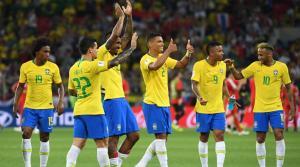 البرازيل تتخطى الاوروغواي وديا بركلة جزاء لنيمار