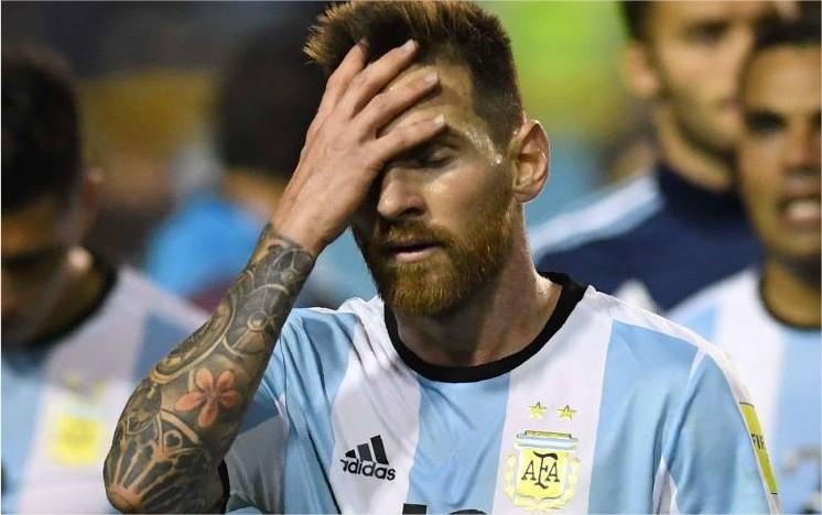 رئيس الفيفا: اعتزال ميسي قبل الفوز بالمونديال أمر ظالم