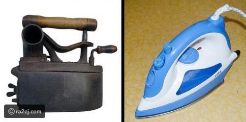 بالصور ..   أشياء نستخدمها في حياتنا اليومية ..  كيف كان شكلها قديمًا؟