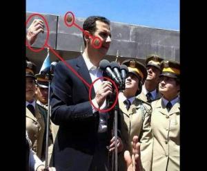 فيديو: ما هو سر المرض الغريب الذي ظهر على بشار الأسد؟