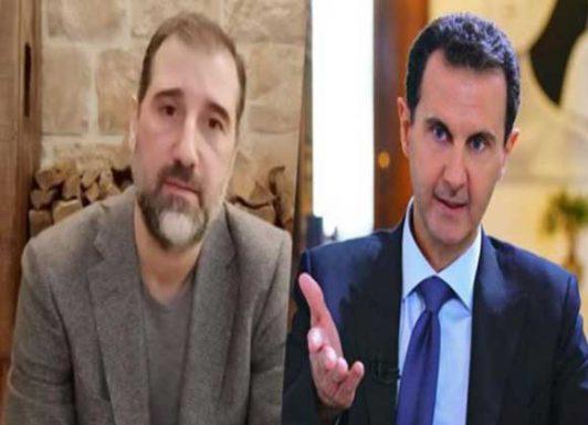 """بالفيديو  ..  ابن خال بشار الأسد يوجه له رسالة عاجلة: """"لن أحرجك و لن أكون عبئا عليك""""  ..  تفاصيل"""