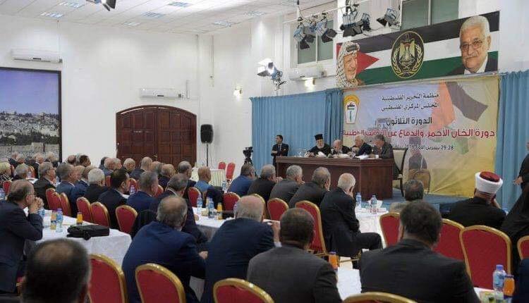 تواصل اجتماعات المجلس المركزي الفلسطيني وسط غياب للفصائل