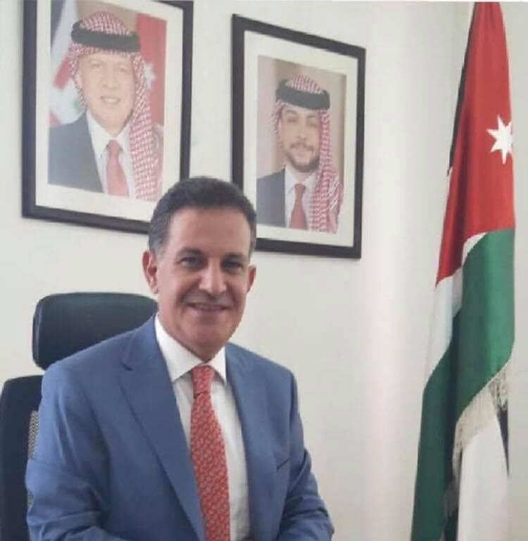 عطوفة خليل كريشان مبارك الترفيع الى محافظ في الداخلية