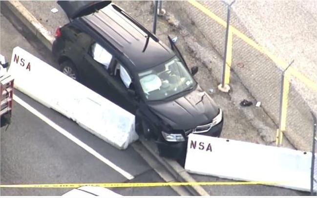 إطلاق نار قرب مقر وكالة الأمن القومي الأميركي