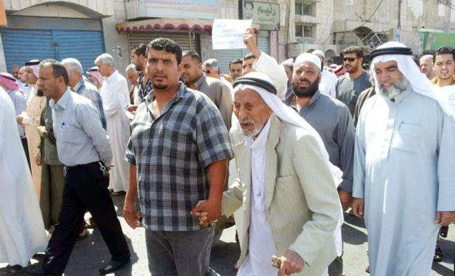 الطفيلة تودع شيخ حراكها: محمد العوران بذمة الربيع الأردني
