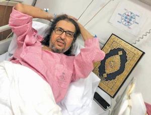 الفنان السعودي خالد سامي يخضع لعملية زراعة كبد ناجحة وزوجته تكشف التفاصيل