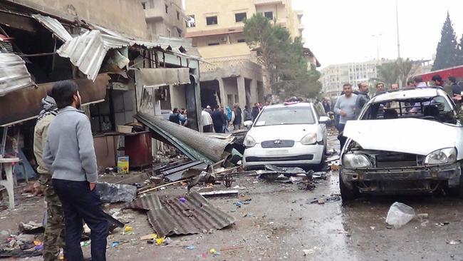 23 قتيلا معظمهم من داعش في غارات على شمال سورية