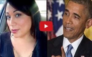 بالفيديو.. صبر أوباما ينفد فيطرد متحولا جنسياً من البيت الأبيض
