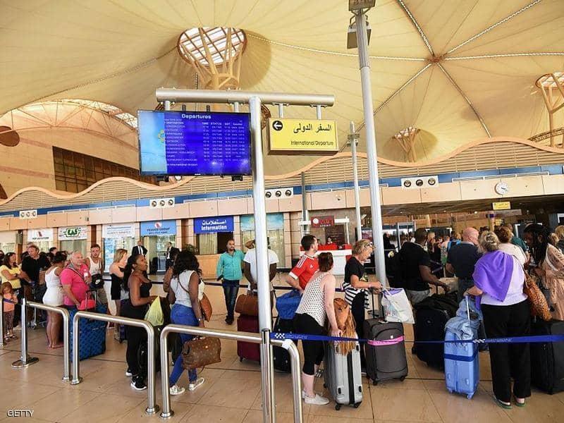 """مصر تشجع السياحة بـ""""قرار المطارات"""""""