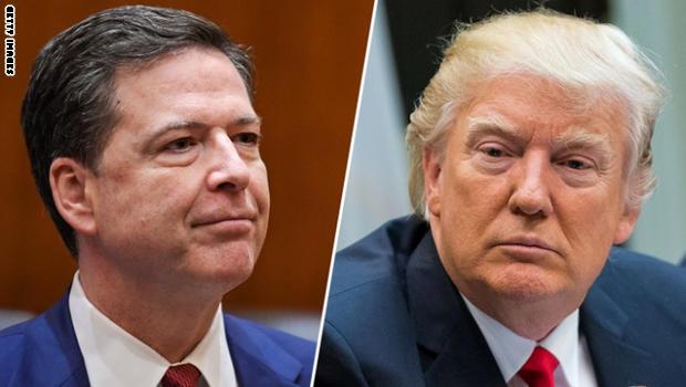جيمس كومي مدير FBI السابق لترامب: سيعلم الشعب الأمريكي قريبا من هو الشريف