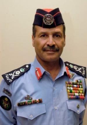 الذكرى السادسة لرحيل المغفور له الفريق أول ركن محمد باشا ماجـد العيطـان مدير الامن العام السابق