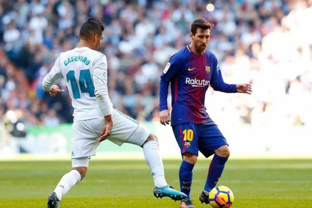 """ريال مدريد وبرشلونة سيخوضان مبارتبن """"حذرتين"""""""