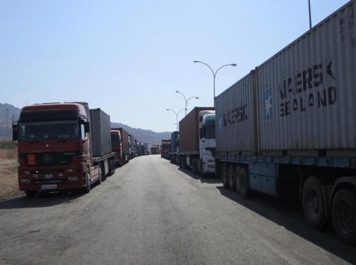 الداود: خسائر قطاع الشاحنات 200 مليون دينار بسبب كورونا