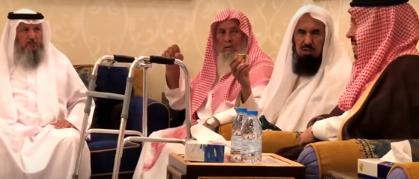 """بالفيديو .. رد """"بطل المحطة"""" لأمير الرياض بعد تعزيته بأسرته"""