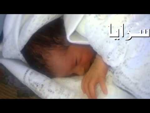 بالفيديو والصور.. العثور على طفل لقيط بالقرب من البوابة الغربية لجامعة اليرموك في اربد