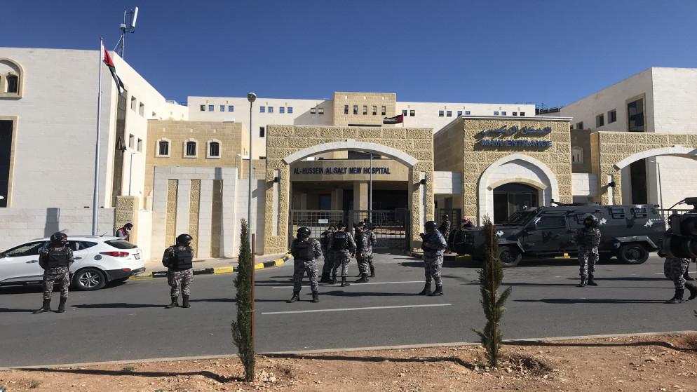 إحضار 11 شاهدا بقضية مستشفى السلط