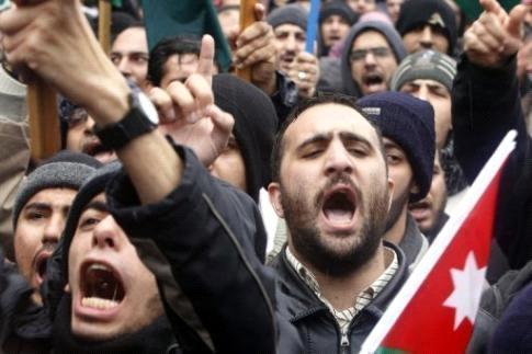 حراكات شعبية  ترفض المشاركة في الإعتصام امام المخابرات منتقدين الأخوان