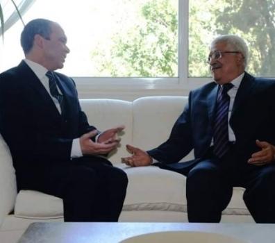 """الأمير علي عن الفلسطينيين : """" ترا هم خوالي """" .. فيديو"""
