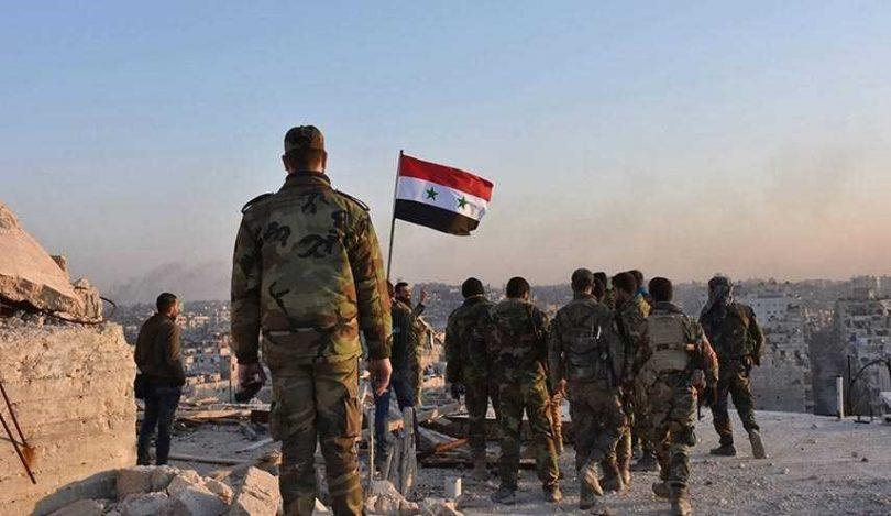 الجيش السوري يعلن سيطرته الكاملة على البوكمال قرب الحدود العراقية وهزيمة داعش