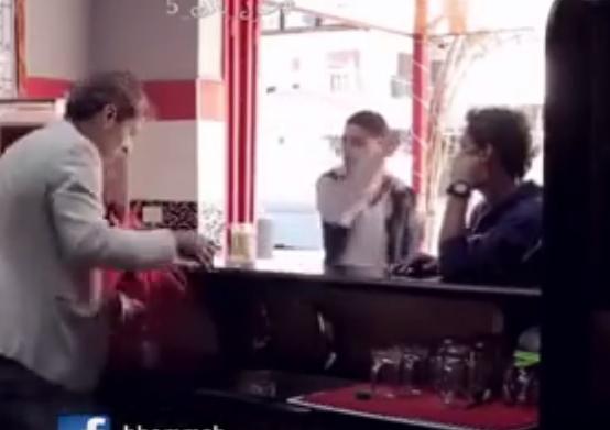 """بالفيديو  ..  كاميرا خفية في """"غزة"""" """"بنمزحش معهم"""