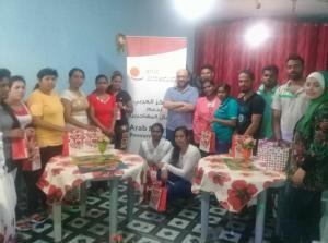 الاتحاد العربي يحتفل بعيد الام مع العمالة المهاجرة في الأردن