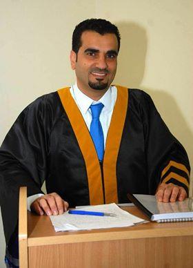 شكر وتقدير للدكتور محمد القطاطشة