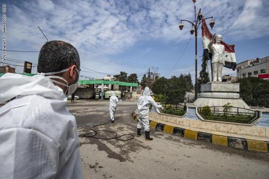 سوريا تسجل اول وفاة بكورونا